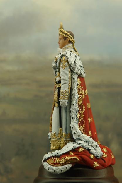 The Coronation of Napoleon - Artig Tin Soldiers, historical