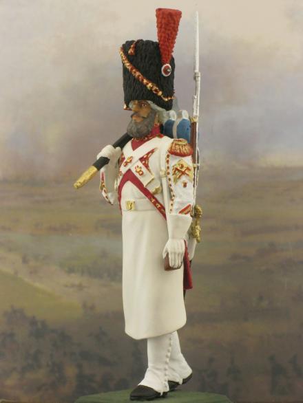 The sapper  Year 1810 - Artig Tin Soldiers, historical