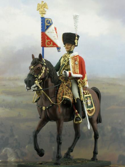 Standard Bearer Artig Tin Soldiers Historical